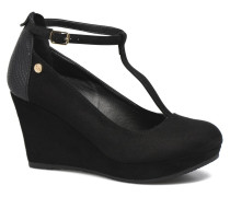 Sylon Pumps in schwarz