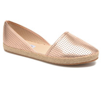 PEACH Espadrilles in rosa