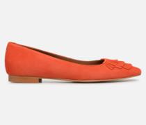 UrbAfrican Ballerines #4 Ballerinas in orange