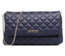 Pochette Chaine Quilted Handtaschen für Taschen in blau