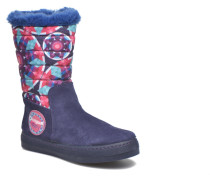 Winter Stiefeletten & Boots in lila