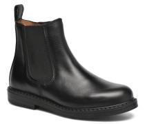 Shetland Zip Stiefeletten & Boots in schwarz