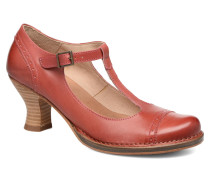 Rococo S849 Pumps in rot