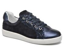 Luxe Sneaker in blau