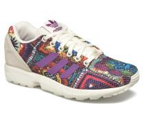 Zx Flux W Sneaker in mehrfarbig