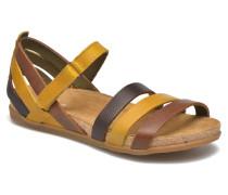 Zumaia NF42 Sandalen in gelb