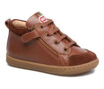 Bouba Bi Zip Stiefeletten & Boots in braun