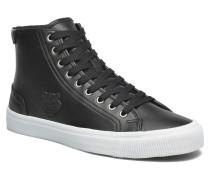 Vulcano Sneaker in schwarz