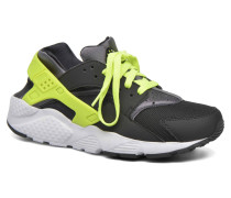 Huarache Run (Gs) Sneaker in schwarz