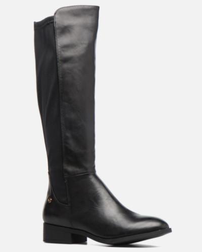 Cipo Stiefel in schwarz