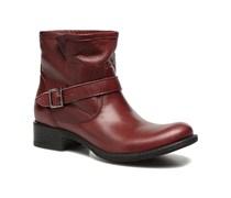 L.5.Elle Stiefeletten & Boots in weinrot