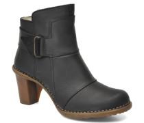 Duna N566 Stiefeletten & Boots in schwarz
