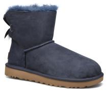 W Mini Bailey Bow II Stiefeletten & Boots in blau