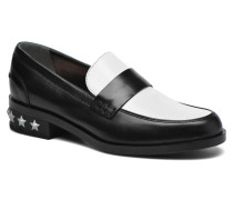 Pop Sneaker Slipper in schwarz