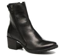 Michini Stiefeletten & Boots in schwarz