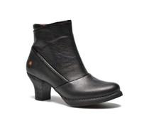 Harlem 0945 Stiefeletten & Boots in schwarz