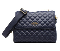 Double porté Fashion Quilted Handtaschen für Taschen in blau
