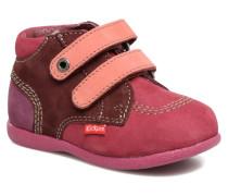Babyscratch mit Klettverschluss in rosa