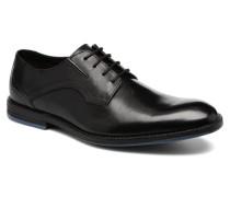 Prangley Walk Schnürschuhe in schwarz