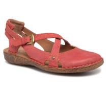 Rosalie 13 Sandalen in rot