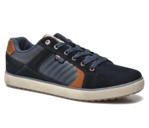 Dirk Sneaker in blau