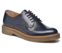 Oxfork Schnürschuhe in blau