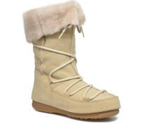 Vagabond High Stiefeletten & Boots in beige