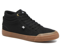 Evansmith Hi Tx M Sneaker in schwarz