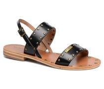 Haude Sandalen in schwarz