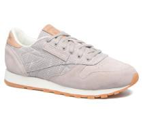 Cl Leather Ebk Sneaker in grau