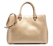 SAVANNAH LG SATCHEL Handtaschen für Taschen in goldinbronze