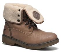 Betsy Stiefeletten & Boots in beige