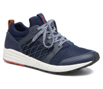 Striker X Low Sneaker in blau