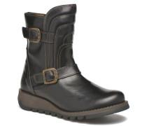 Sven Stiefeletten & Boots in schwarz