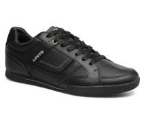 Turlock Oxford Sneaker in schwarz