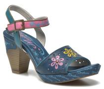 Bilte Sandalen in blau