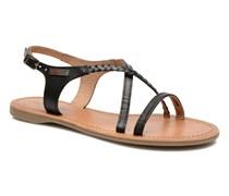 Hanano Sandalen in schwarz