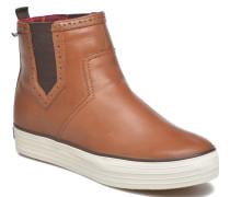 Triple Chelsea Boot Stiefeletten & Boots in braun