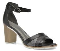 Ambreen Sandalen in schwarz