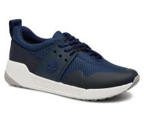Kiri New Lace Oxford Sneaker in blau