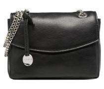 Chain leather Handtaschen für Taschen in schwarz