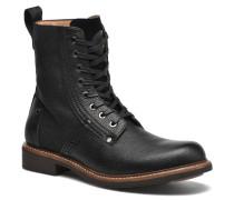 Labour Stiefeletten & Boots in schwarz