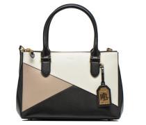 NEWBURY GEO BLOCK DOUBLE ZIP SHOPPER Handtaschen für Taschen in schwarz