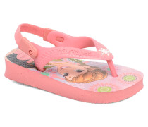 Baby Frozen Sandalen in rosa
