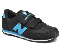 KE410 I Sneaker in schwarz