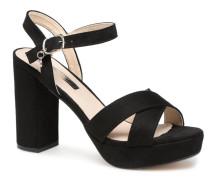 Néon Sandalen in schwarz
