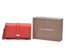 CAPUCINE Portemonnaie rabat Portemonnaies & Clutches für Taschen in rot