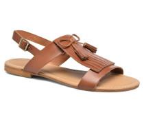 Lupatte Sandalen in braun