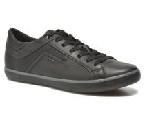 U BOX C U64R3C Sneaker in schwarz