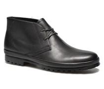 Pegaso 36772 Schnürschuhe in schwarz